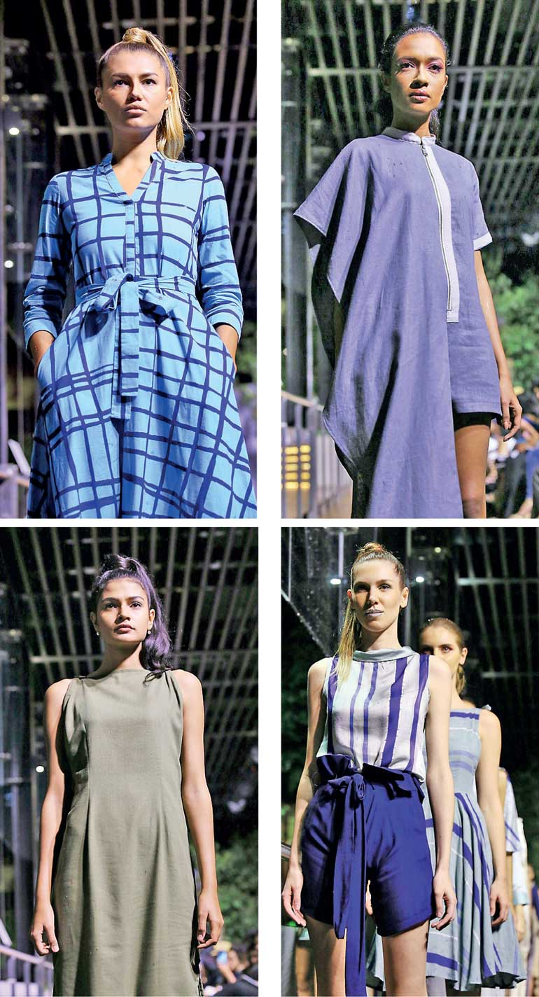 Hsbc Colombo Fashion Week Building The Next Generation Of Sri Lankan Designers Daily Ft
