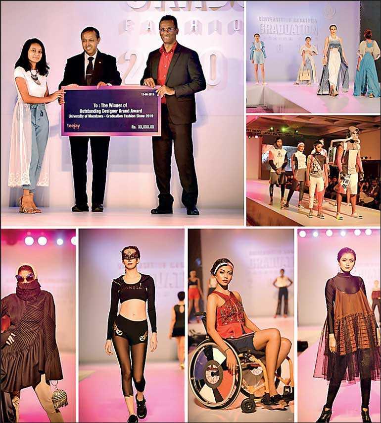 Teejay Backs Moratuwa Uni Graduation Fashion Show For 7th Year To Foster Lankan Design Talent Daily Ft