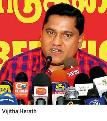 Gota is the weakest candidate: JVP