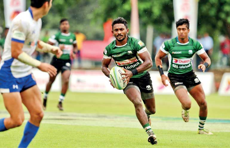 Sri Lanka finish third in Asian Sevens 2017 Colombo leg