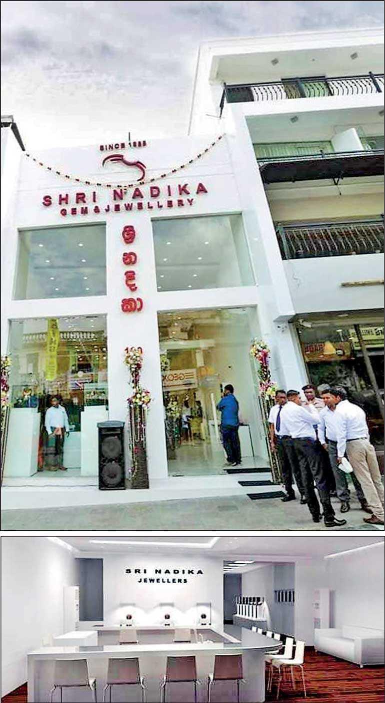 Shri Nadika Jewellery opens new branch in Kurunegala | Daily FT