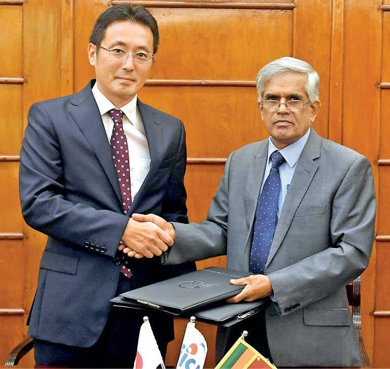 JICA extends support to SL health and medical services