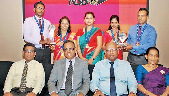 Nsb Triumphs At Great Hr Quiz 2015 Ft Online