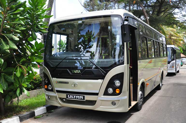 Dimo And Tata Motors Launch All New Ultra Bus Range Ft Online