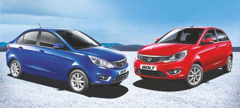 new launched car zestTata Motors and DIMO launch Zest and Bolt in Sri Lanka
