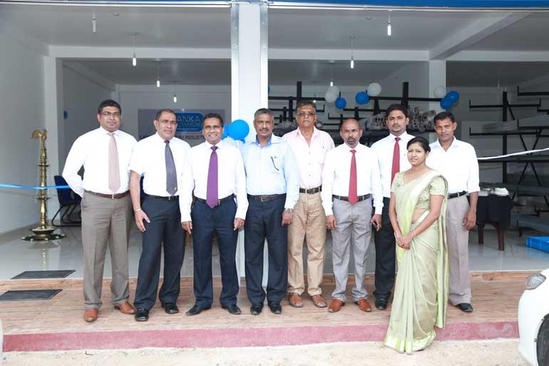 Lanka Aluminium opens Gampaha showroom   Daily FT