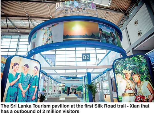 Exhibition Stall Builders In Sri Lanka : Sri lanka 'best stall at china xi an silk road tourism expo