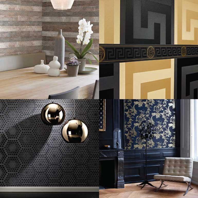 Wall art unveils new international wallpaper ranges ft for International wall decor