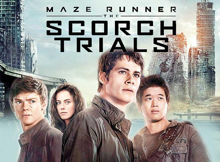 Film Maze Runner 2