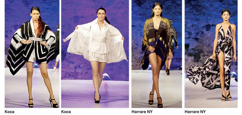 Strong Showing By Sri Lankan Designers At Hsbc Colombo Fashion Week Resort Season 2016 Daily Ft