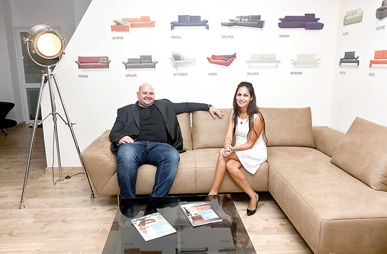 Lead Fine Furniture Founders Martin And Niluka Klement