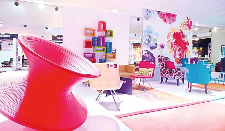 The Stunning Displays Of SLDF Interior Design Exhibition