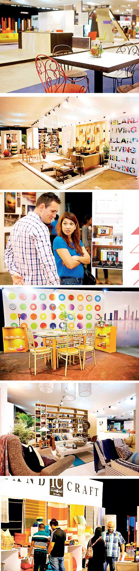 The Recently Concluded Sri Lanka Design Festival Interior Design Exhibition  2015 Was Hailed As A Powerful Platform By The Local Interior Design  Industry.