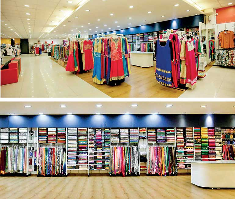 Fashion Bug One Of Sri Lanka S Leading Retail Clothing Chains With Over 16 Showrooms Island Wide Will Shortly Launch Its Saree Counter Ethnic Fusion At