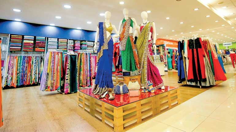 Fashion bug to launch exclusive saree counter ft online for Colombo design outlet