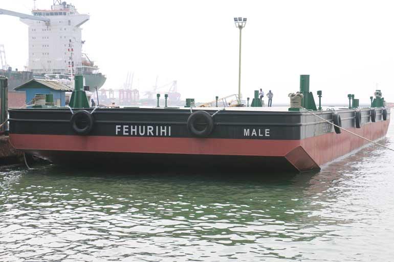 BARGE-FEHURIHI