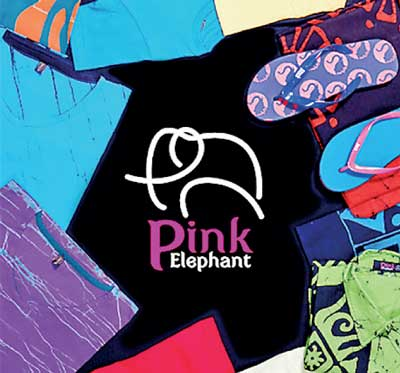 a52a7aca390b Nolimit celebrates Sri Lankan tradition with  Pink Elephant  brand ...