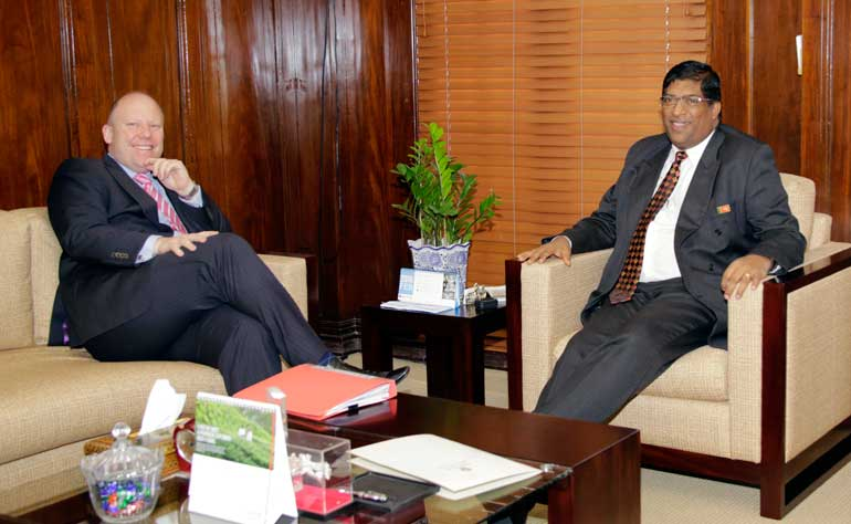 NZ to expand economic ties with SL – High Commissioner ...