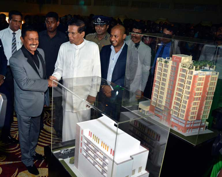 Trillium Group together with City Housing & Real Estate Company PLC Trillium-Pic-by-Upul