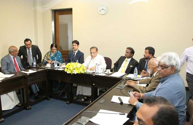 Sri Lanka-Bangladesh Parliamentary Friendship Association