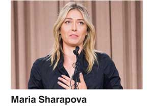 case maria sharapova marketing a champion a Porsche tennis grand prix 2018 live stream: how to watch and bet on  while maria sharapova - a three-time champion  how to watch and bet on wta stuttgart.