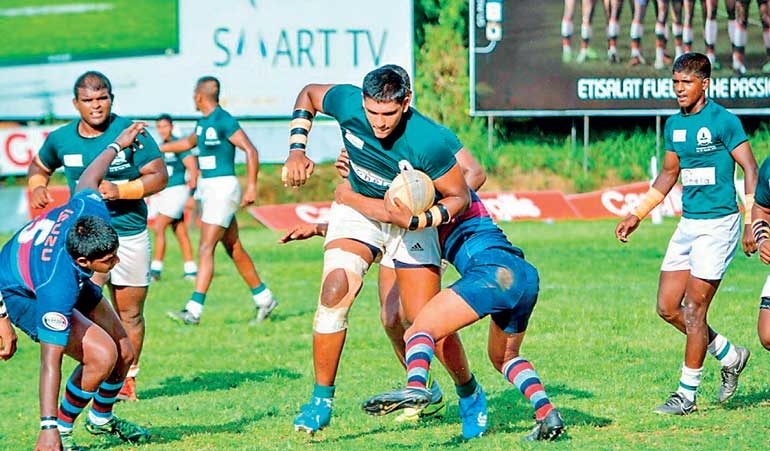 Isipathana firm favourites to win Milo Knockout rugby | Daily FT