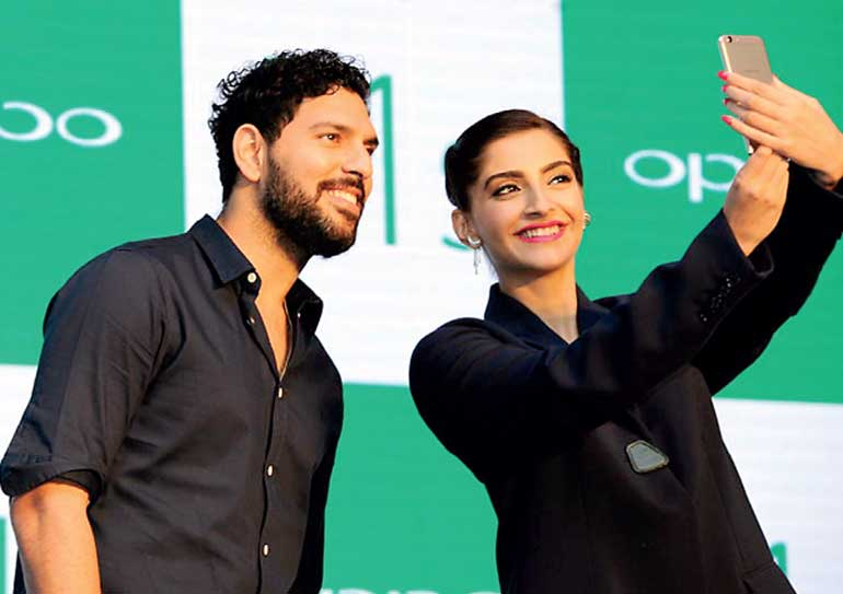 OPPO launches F1s smartphone in South Asia | Daily FT
