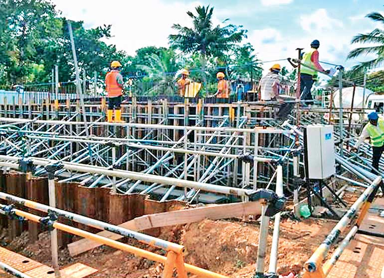 Access engineering commences work on major projects of for Contractors network