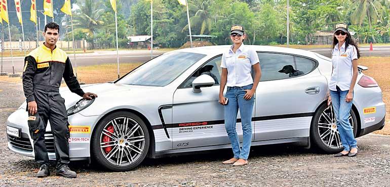 ... Centre Sri Lanka General Manager Ravi Opatha, Toyota Lanka Ltd General  Manager Spare Parts Sales Priyantha Perera And Toyota Lanka Ltd Pirelli  Team ...