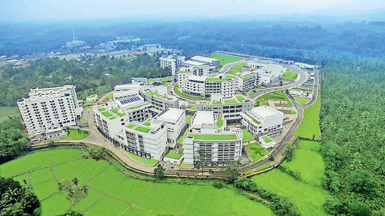 Nsbm Green University Town To Offer One Of A Kind University Experience Daily Ft