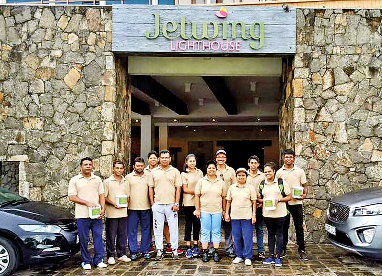 jetwing managing an organization in The jetwing travels management has had a formal inquiry into this matter & has found out that the pearl mountain travel agency who the client has.