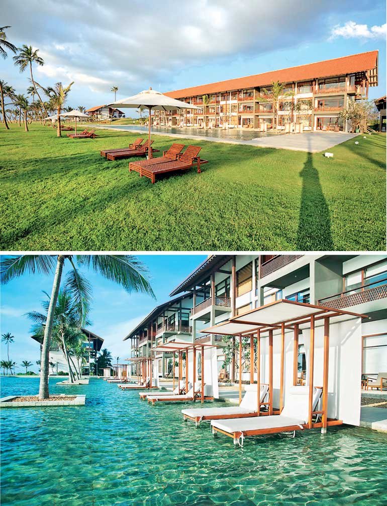 Anantaya chilaw brings glory to sri lanka at world for Luxury hotel awards