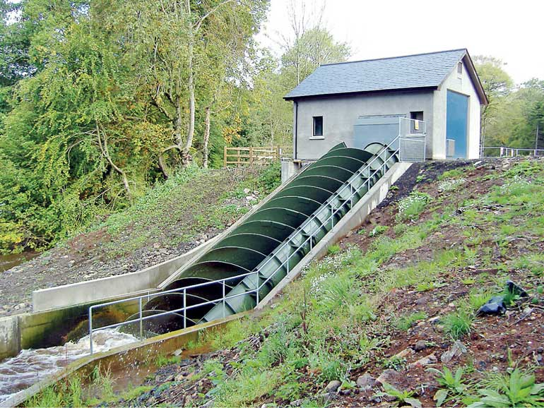Mini Hydroelectric Dam : Biodiversity and small hydropower projects ft online