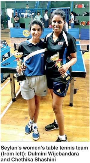 Fantastic Seylan Bank Shines At Badminton Table Tennis Mercantile Beutiful Home Inspiration Truamahrainfo