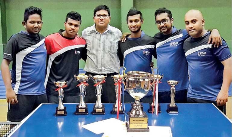 Terrific Seylan Bank Shines At Badminton Table Tennis Mercantile Beutiful Home Inspiration Truamahrainfo