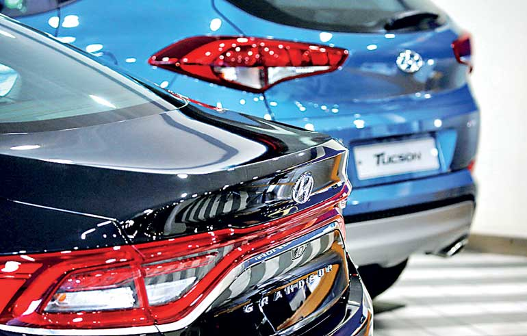 Hyundai kia target sales rebound after first fall in 18 for Hyundai kia motor finance