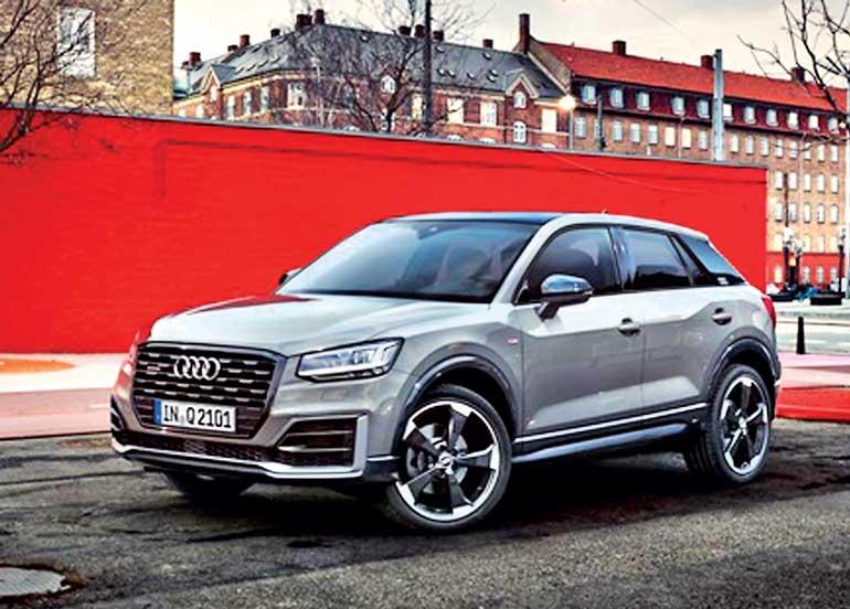 Senok Automobile Introduces Audi Q To Sri Lanka FT Online - Audi car q2