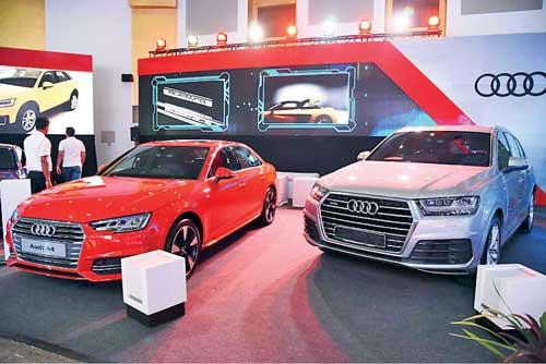 Senok Automobile Introduces Audi Q To Sri Lanka FT Online - Audi car for sale in sri lanka