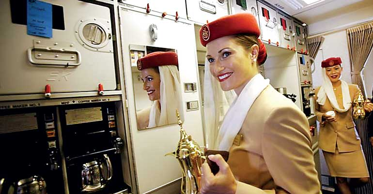 Emirates changes pilot, crew rosters on US flights after