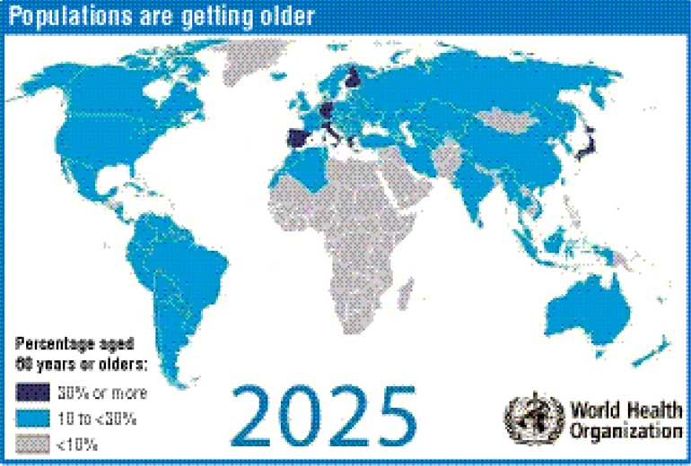 Why an ageing population might be good news for the economy ft online the worlds population is getting older the share of the global population that is more than 50 years old is becoming larger and larger presenting several gumiabroncs Choice Image