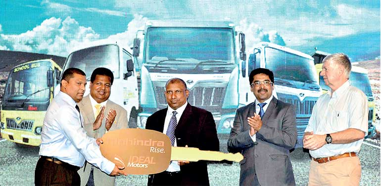 Mahindra Enters Into 3 New Businesses In Sri Lanka Ft Online