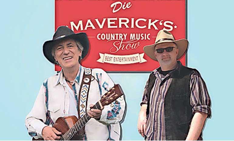 The Mavericks live at Jetwing Hotels
