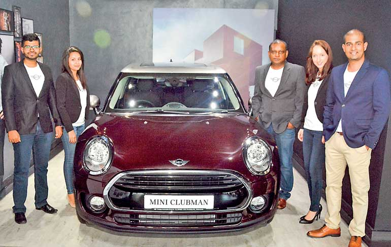 New Mini Clubman Now Available In Sri Lanka Ft Online