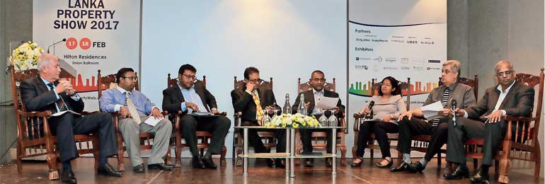 Lanka Property Show 2017 ends successfully, calls for