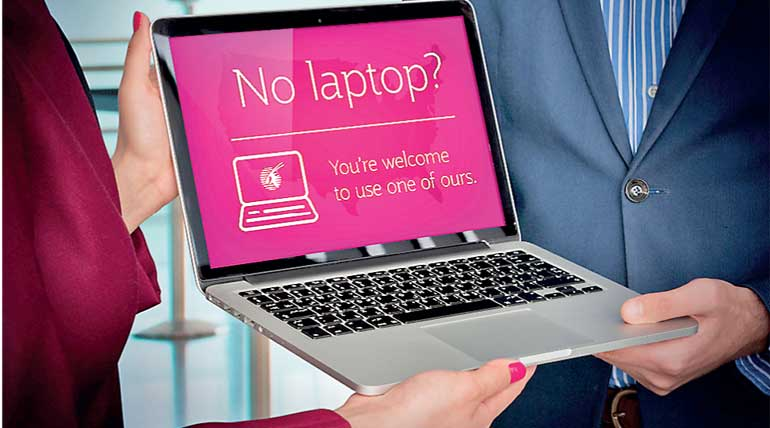 Qatar Airways Is The Only Airline To Offer Passengers A Replacement Laptop On All Flights US In Response Electronics Ban