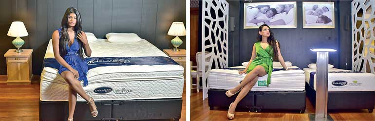 Better sleep by design: World renowned Englander mattresses now in