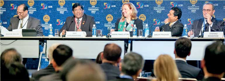 ADB doubles lending to SL IN-2.16