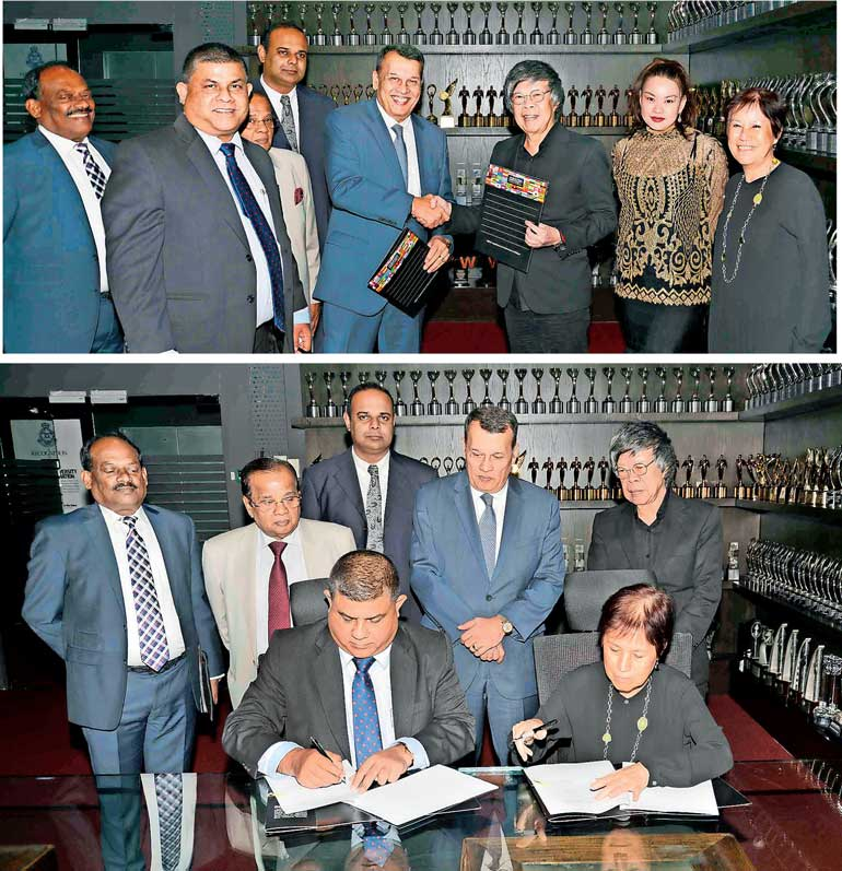 Nibm Partners Malaysia S Limkokwing University Of Creative Technology To Offer Diplomas And Degrees Daily Ft