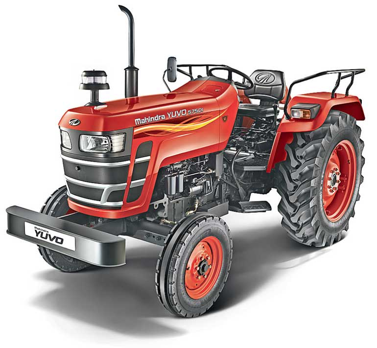 Dimo Agri And Mahindra Launch New Age Mahindra Yuvo