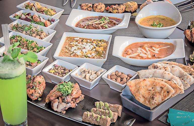 Special Ifthar Buffet At Cinnamon Grand Ft Online